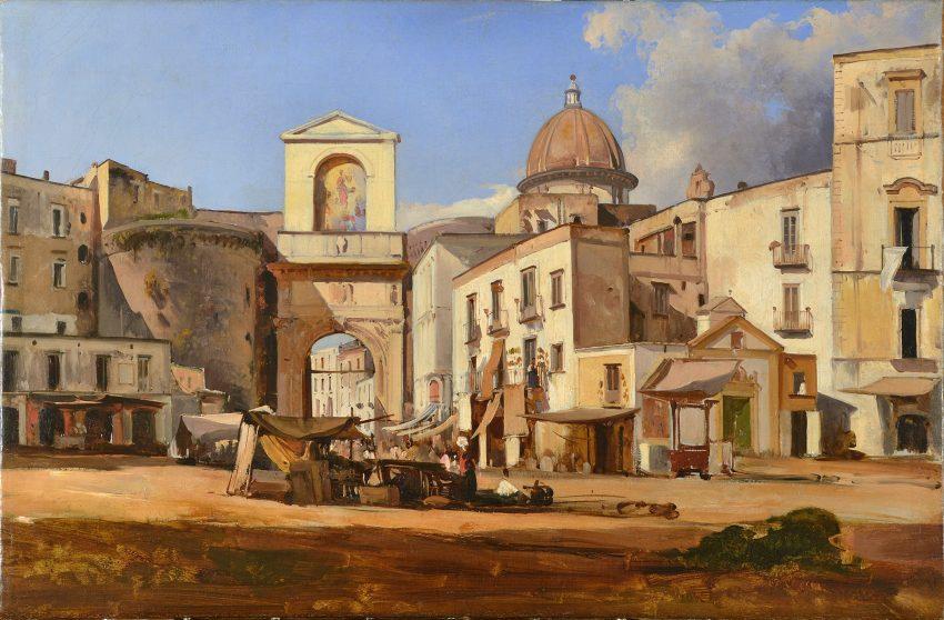 Giacinto Gigante - La Pinacoteca