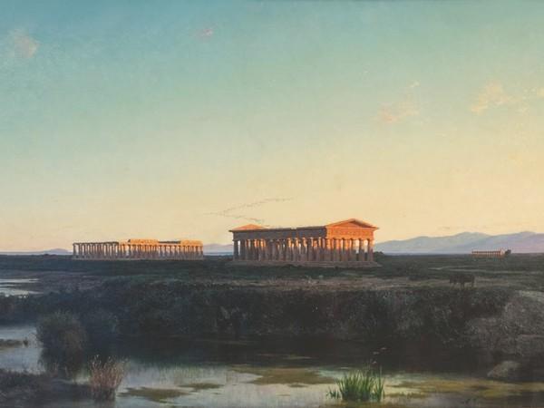 Achille Vertunni I Templi di Paestum