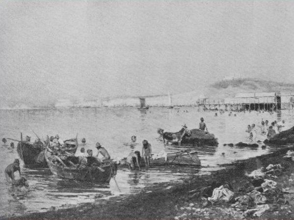 Alceste Campriani Bagni a Napoli