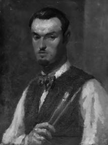 Autoritratto Giuseppe Amisani