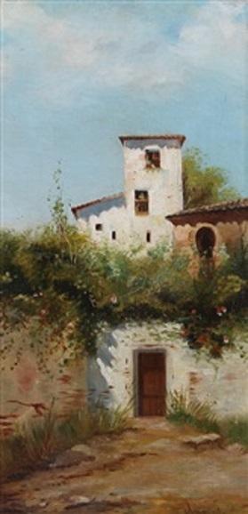 Domenico Ammirato Casolare di campagna