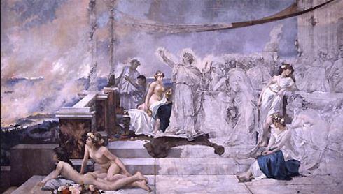 Pietro Aldi scena
