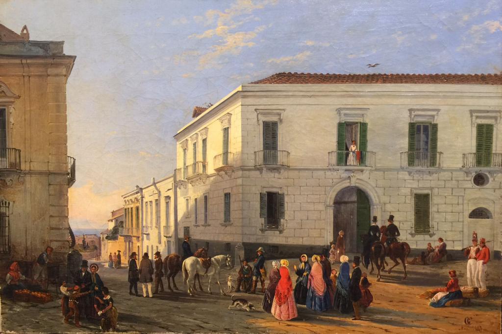 Gabriele Carelli Caccia Torre del Greco