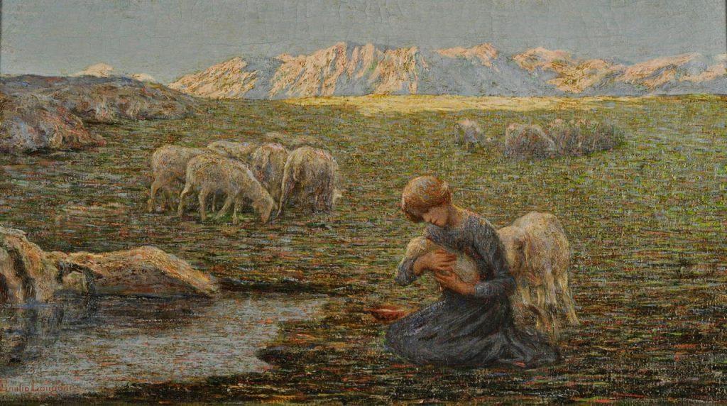 Emilio Longoni pittore