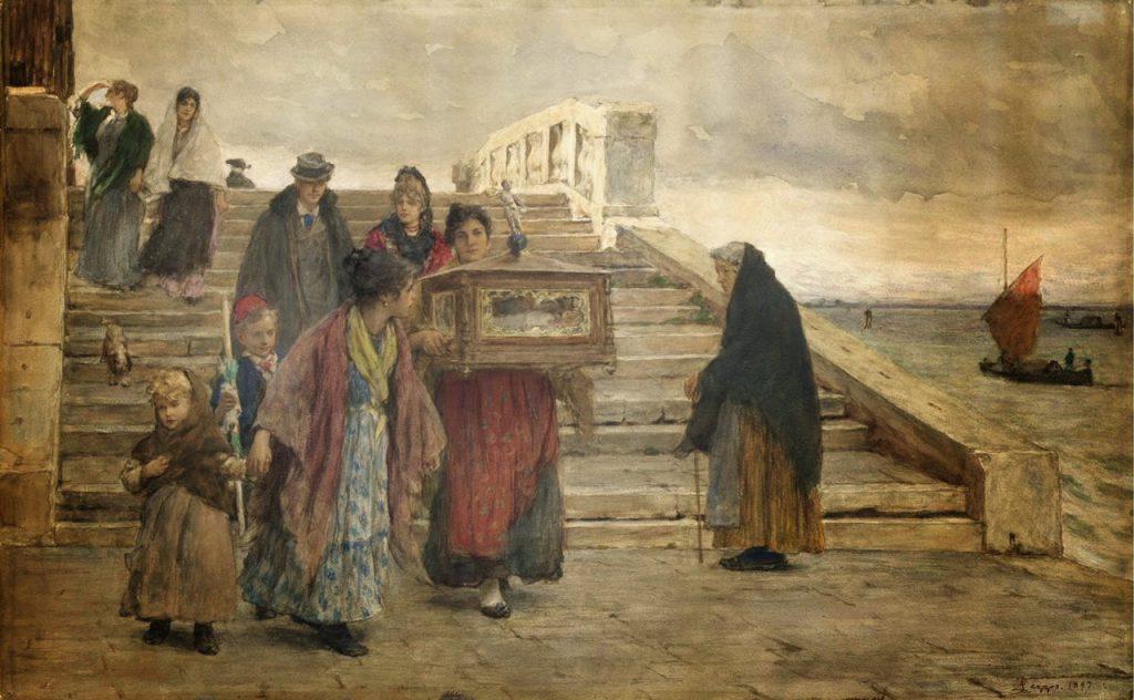 Alessandro Zezzos - Battesimo A Chioggia
