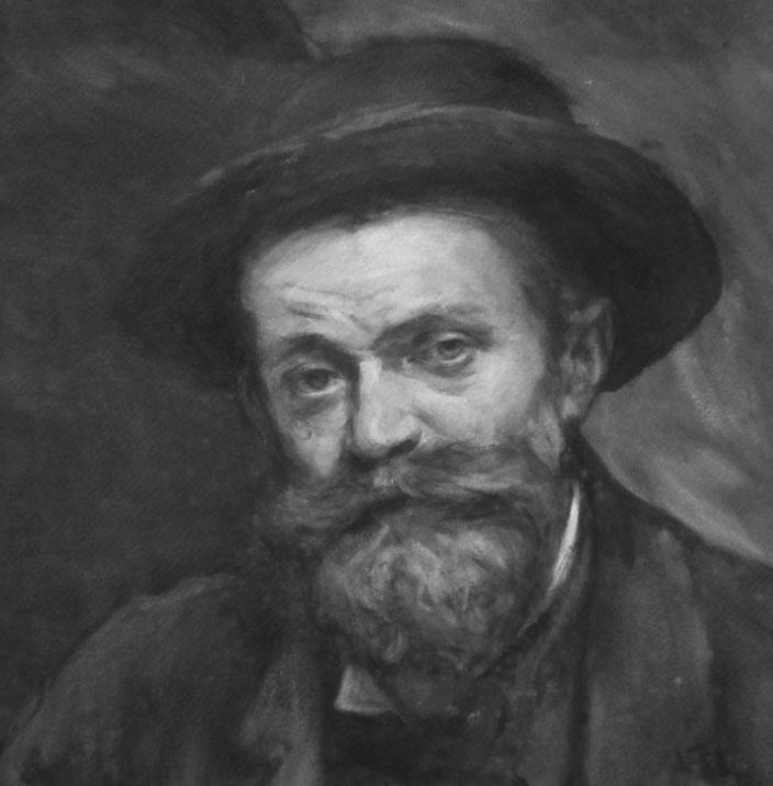 Alessandro Zezzos pittore