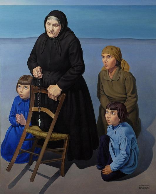 Cagnaccio di san Pietro Rrosario