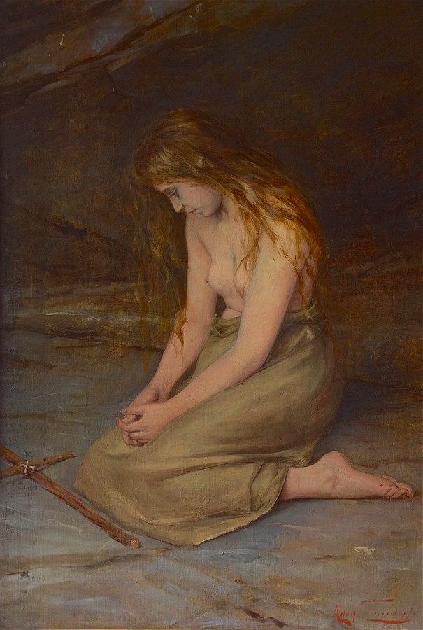Adolfo Tommasi Maria Maddalena 1893