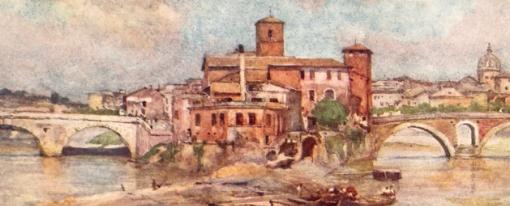 Alberto Pisa isola tiberina