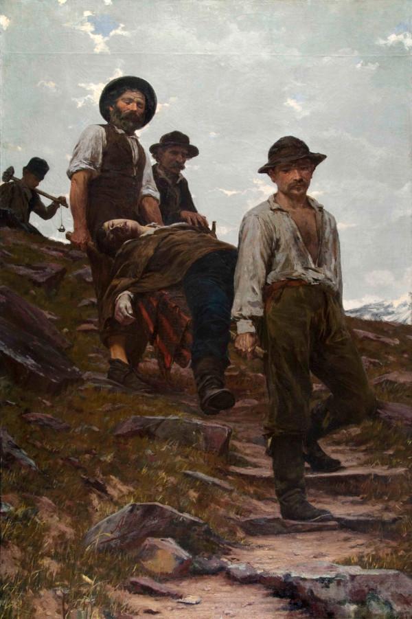 Alberto Rossi i minatori
