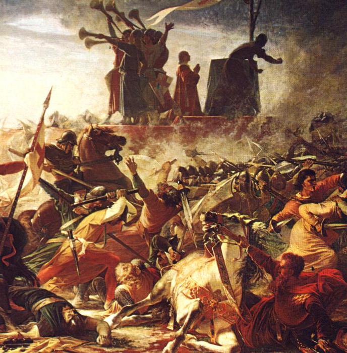 Amos Cassioli Battaglia di Legnano