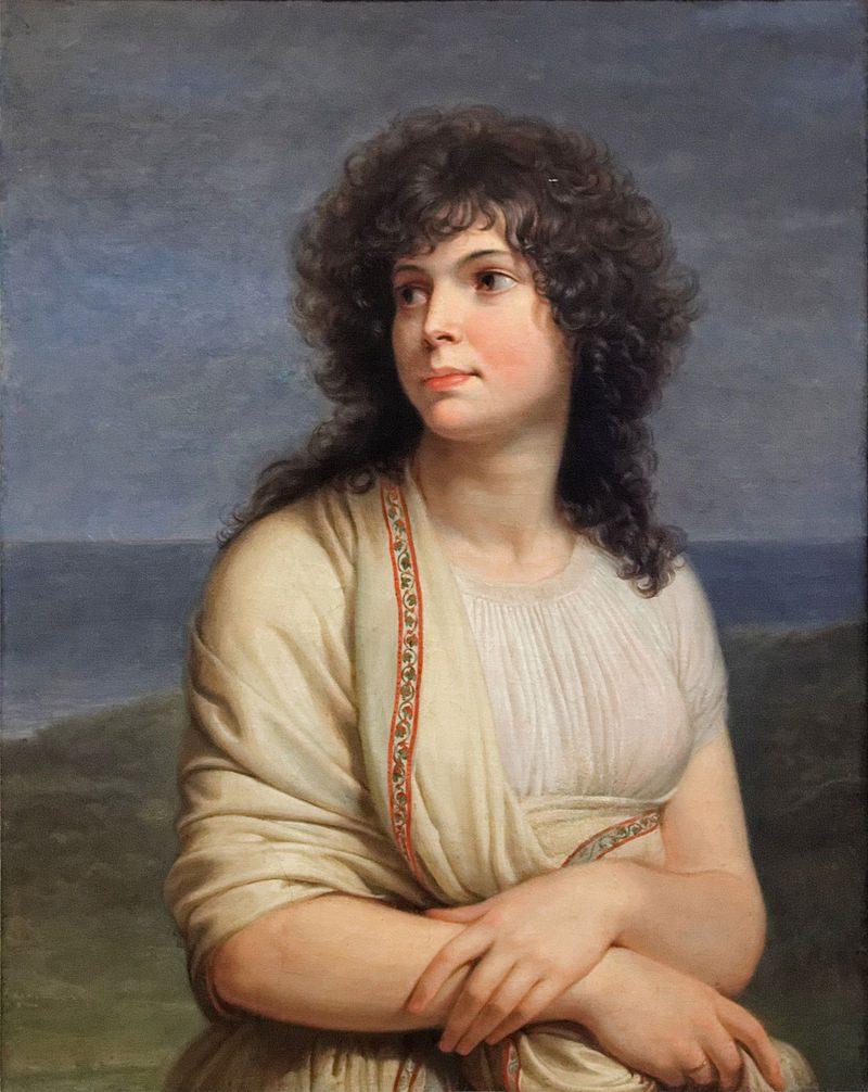 Andrea Appiani Madame Hamelin