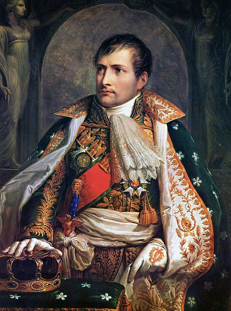 Andrea Appiani ritratto di Napoleone