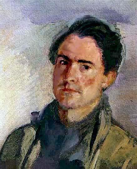 Armando Spadini Autoritratto