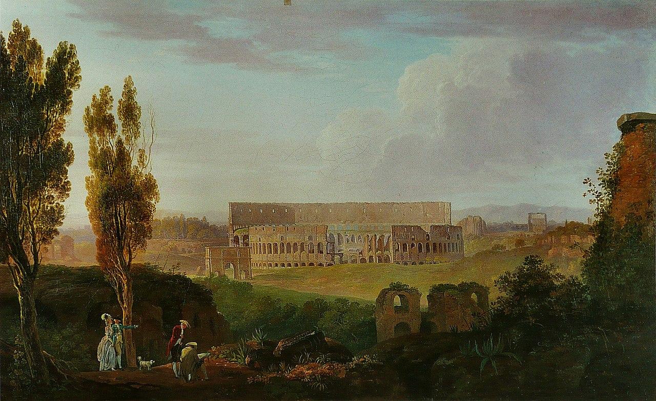 Carlo Labruzzi Colosseo