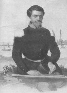 Cesare Bartolena Autoritratto