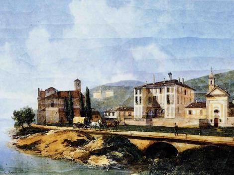 Costantino Prinetti La Villa Bolongaro