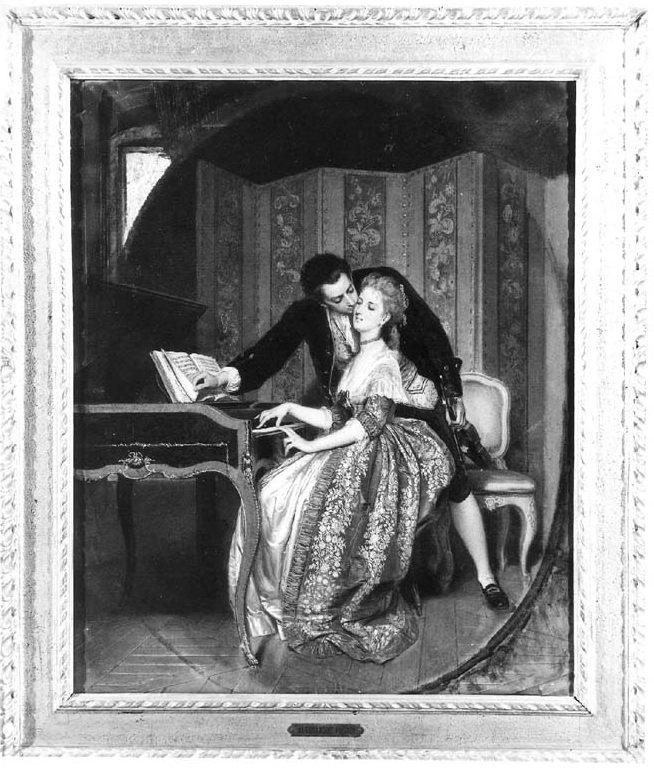 Alessandro Focosi - Scena Romantica