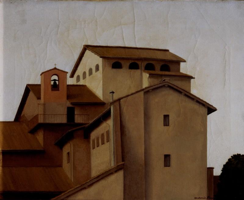 Antonio Donghi Convento