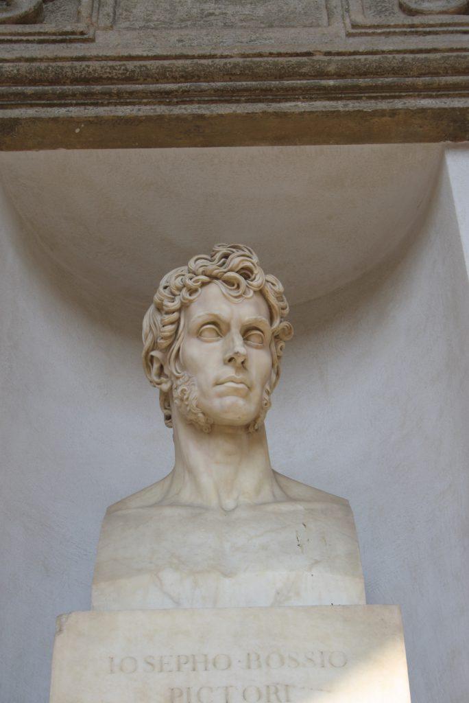 Camillo Pacetti Busto di Giuseppe Bossi