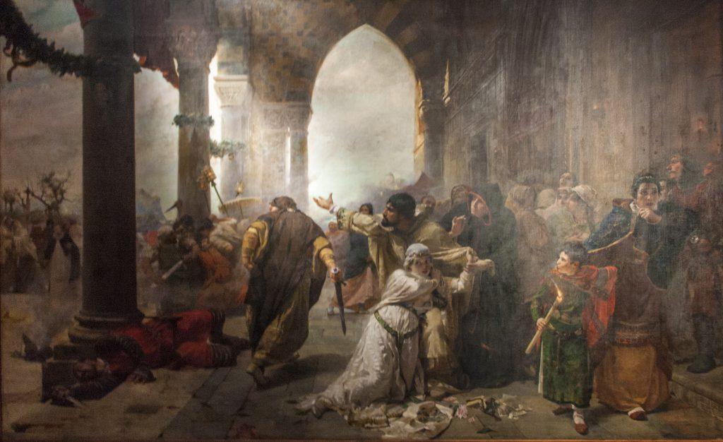 Erulo Eroli I vespri siciliani