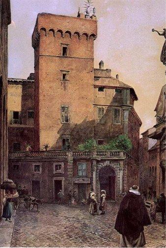 Ettore Roesler Franz Torre Della Scimmia