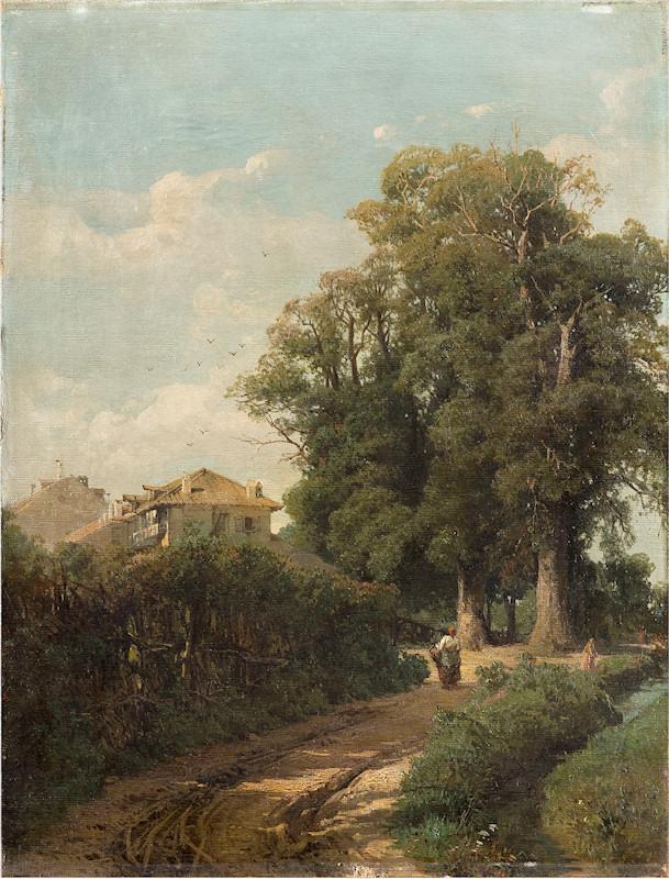 Eugenio Gignous Dintorni di Milano