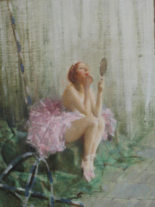 Francesco Longo Mancini Ballerina