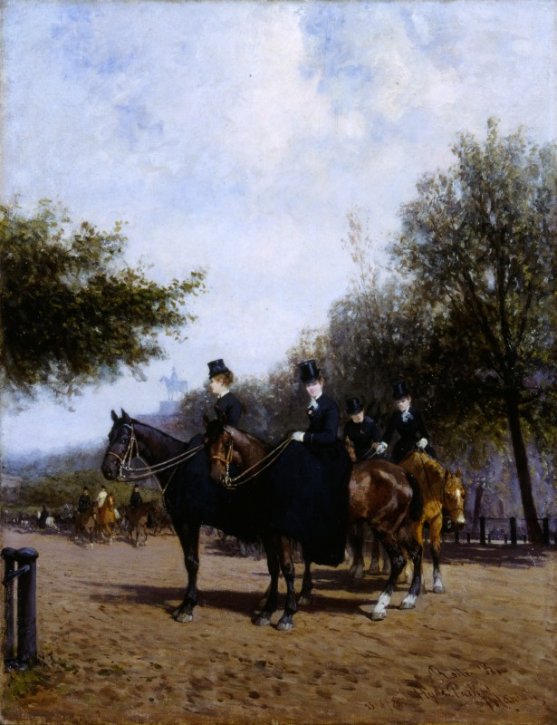 Francesco Mancini Hyde Park