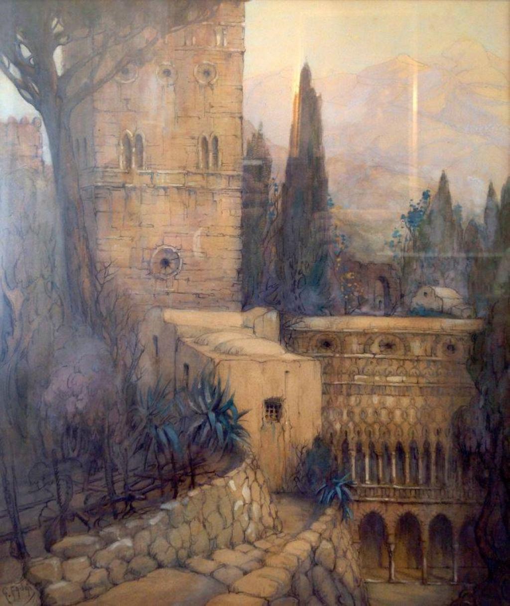 Gennaro Favai Algeria