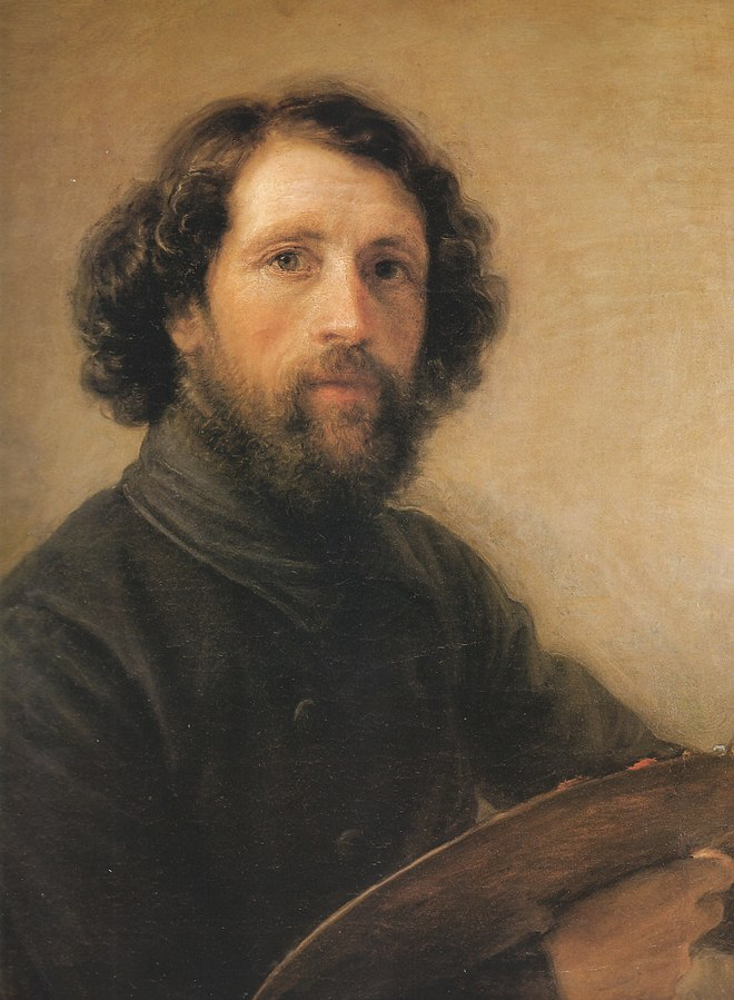 Giovanni Carnovali autoritratto