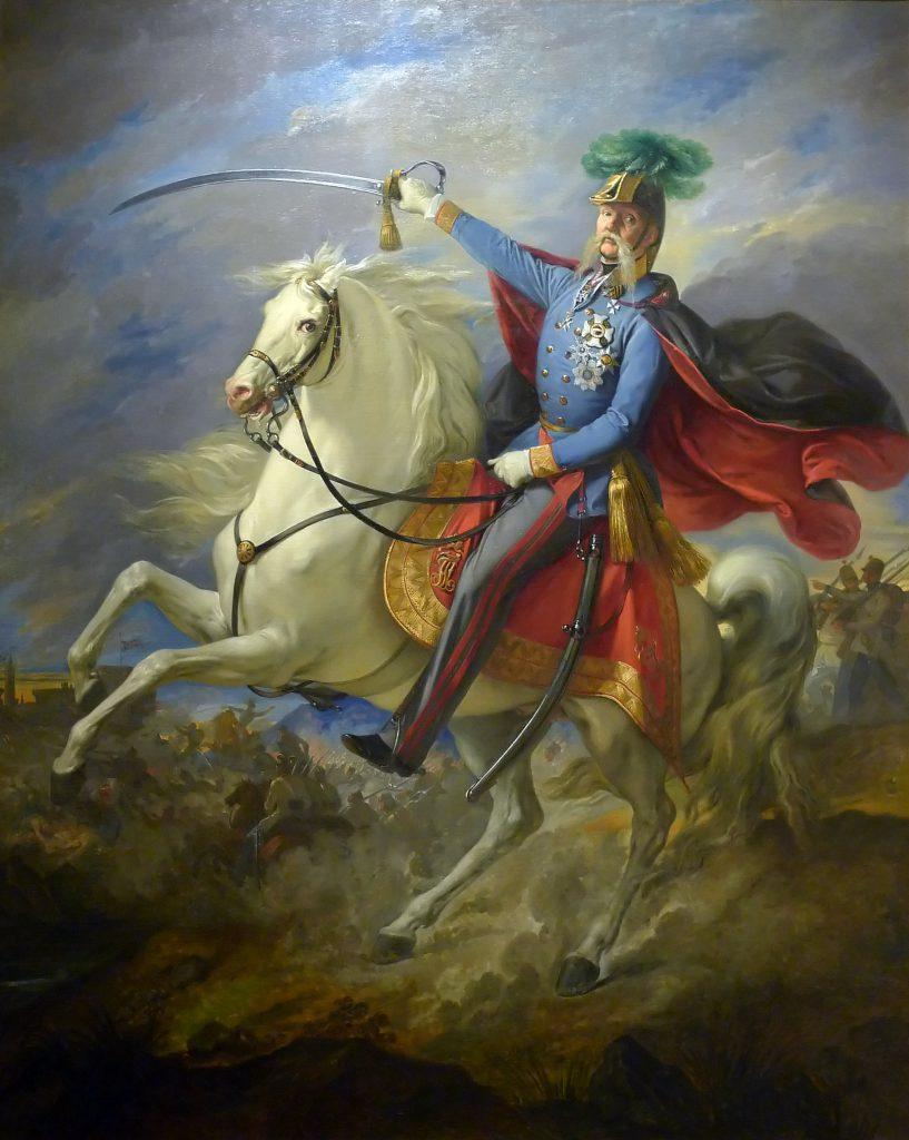 Giuseppe Bezzuoli Julius von Haynau