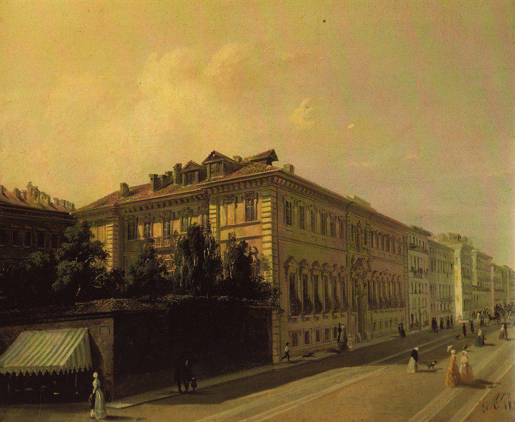 Giuseppe Camino Palazzo d'Azeglio