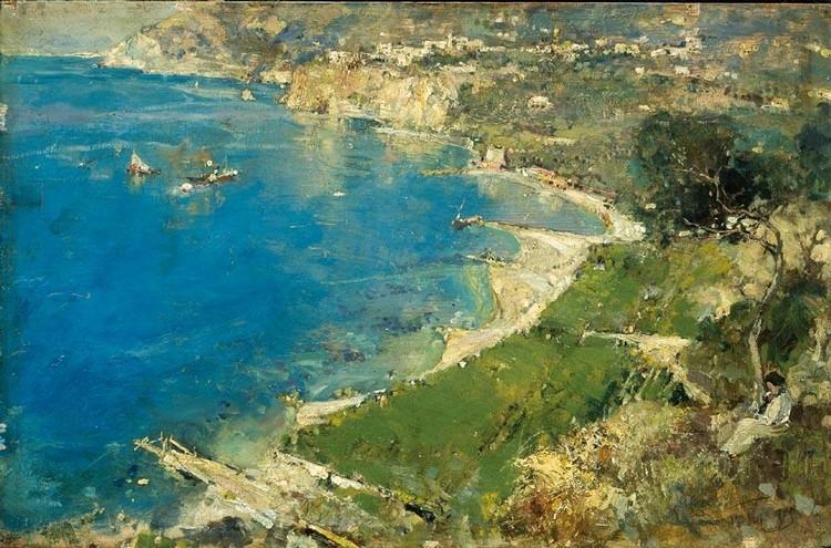Giuseppe Casciaro Golfo di Sorrento