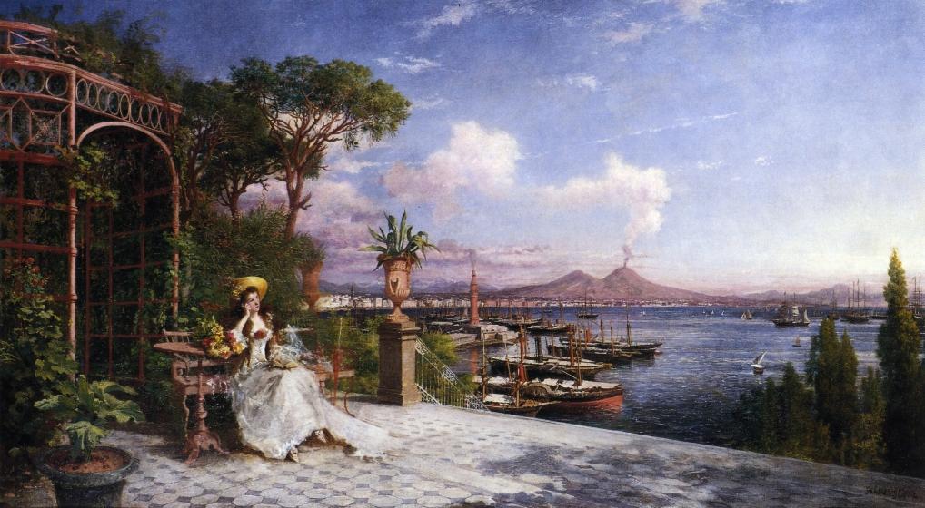 Giuseppe Castiglione Napoli