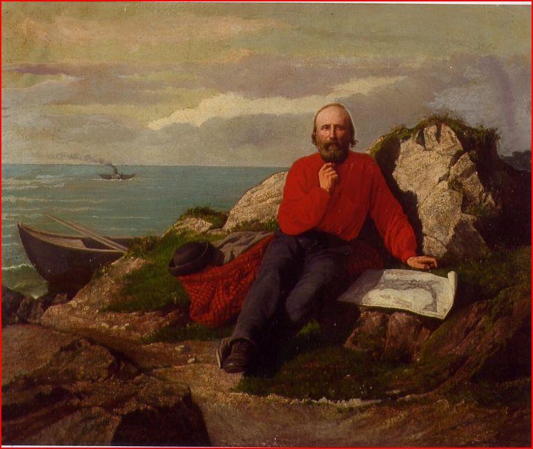 Giuseppe De Nigris Garibaldi