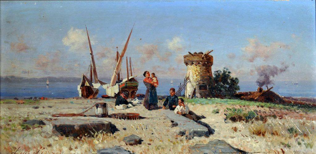 Giuseppe Laezza La famiglia del pescatore