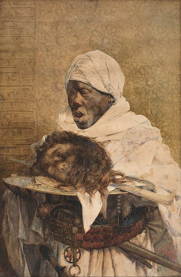 Giuseppe Signorini Giustizia in Morocco