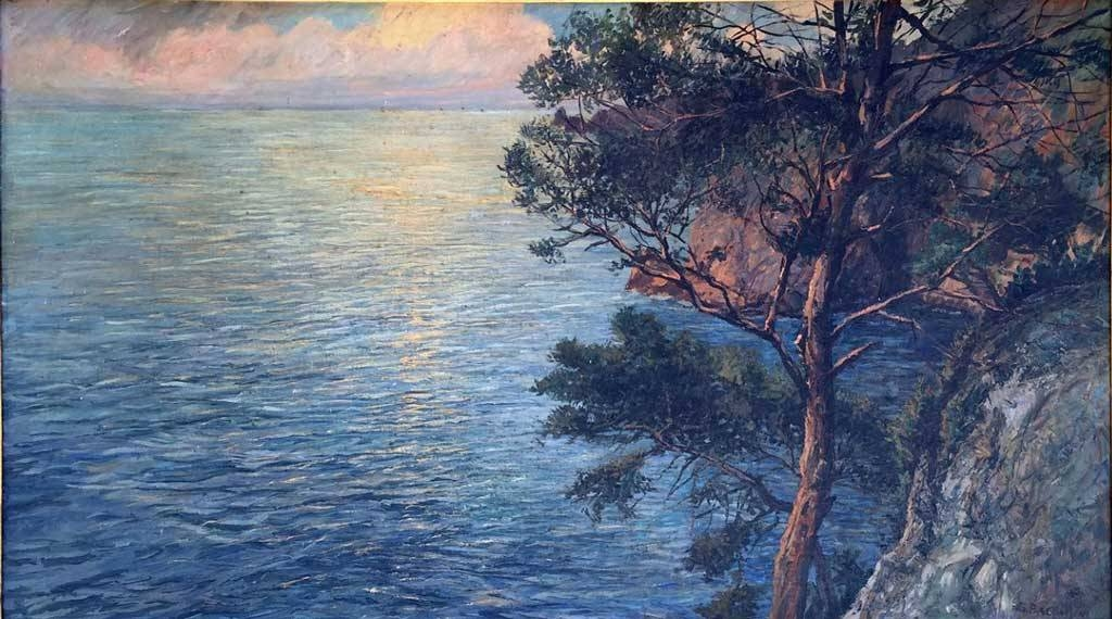 Guglielmo Baldassini Costiera ligure
