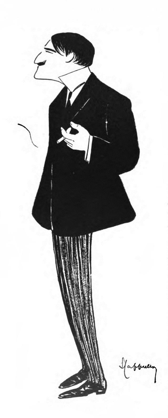 Leonetto Cappiello Autoritratto
