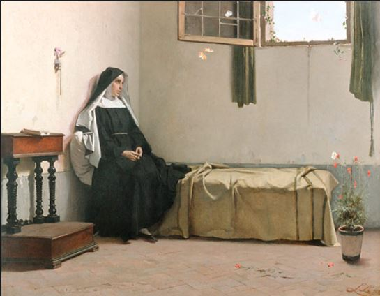 Luigi Busi In convento
