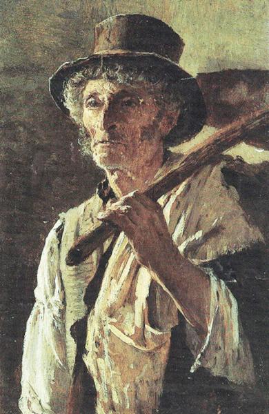 Marco de Gregorio - Zappatore