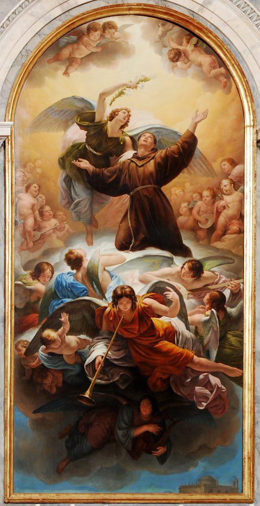 Odorico Politi Sant'Antonio in Gloria