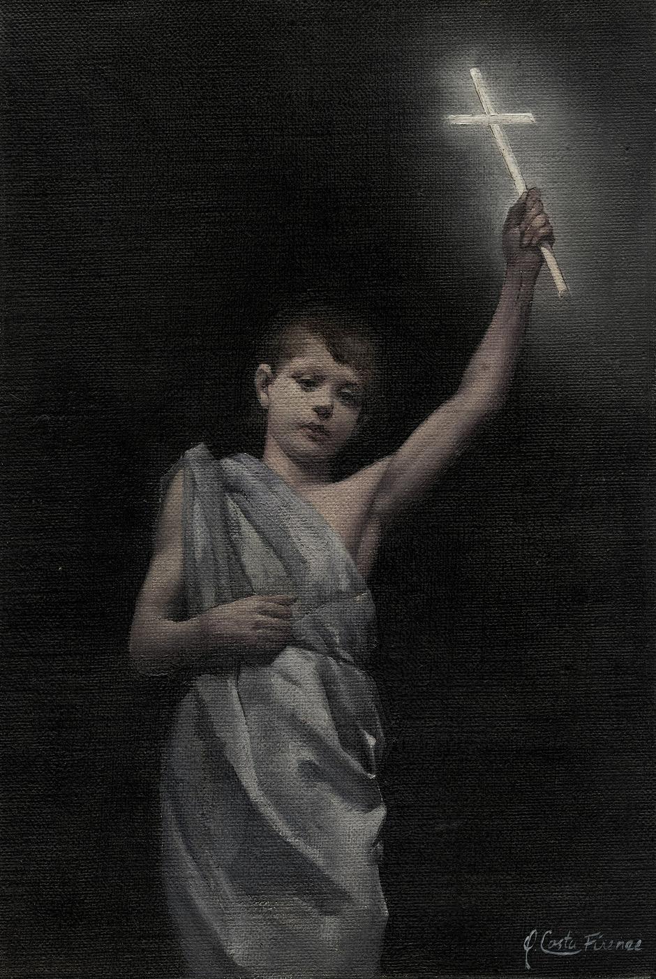 Oreste Costa John the Baptist