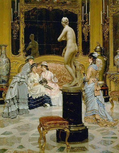 Pier Celestino Gilardi Una visita alla Galleria