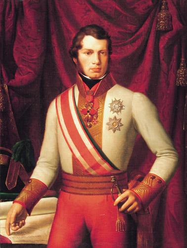 Pietro Benvenuti Leopoldo II di Toscana