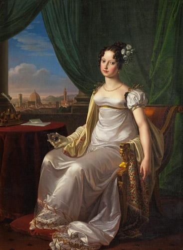 Pietro Benvenuti Maria Teresa di Toscana