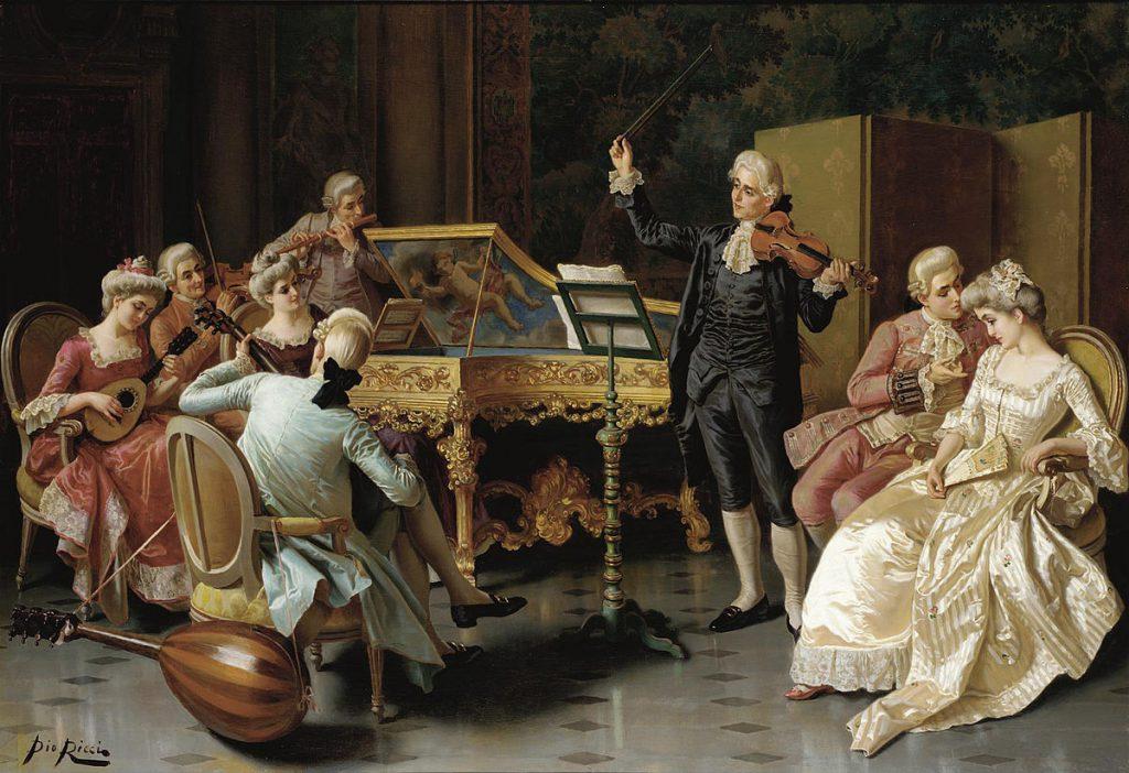 Pio Ricci Concerto privato