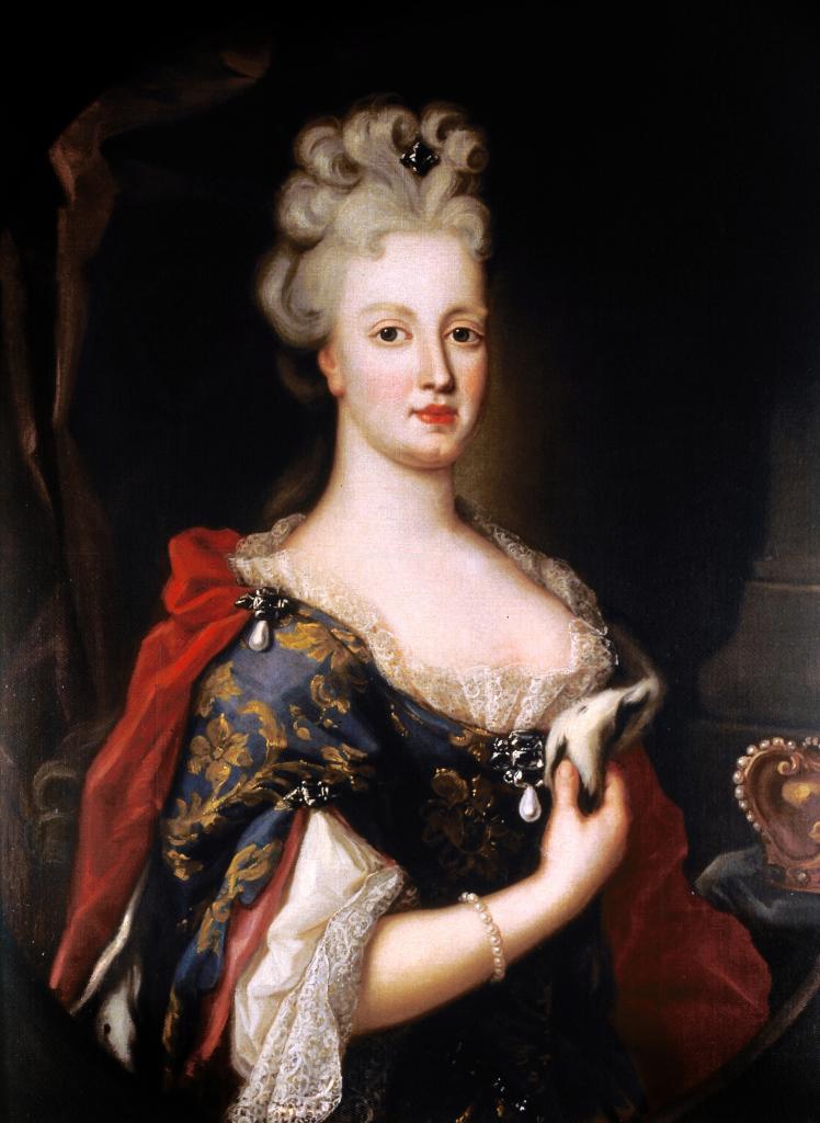 Pompeo Batoni ritratto di Maria Anna Regina del Portogallo