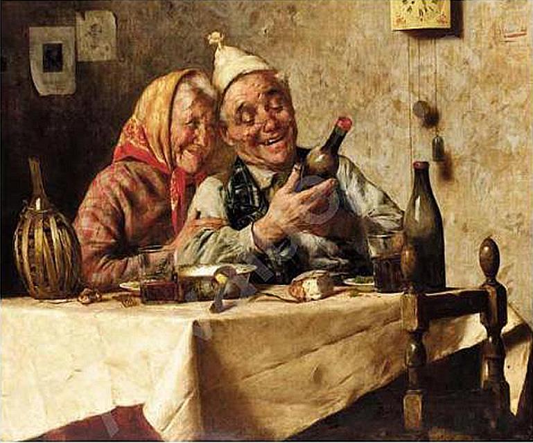 Pompeo Massani Il Mercante di vino
